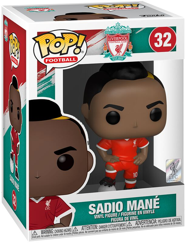 Football FC Liverpool - Sadio Mane Vinylfiguur 32