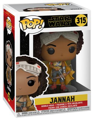 Episode 9 - The Rise of Skywalker - Jannah Vinylfiguur 315