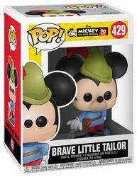 Mickey's 90th Anniversary - Brave Little Tailor Mickey Vinylfiguur 429