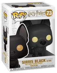 Sirius Black as dog Vinylfiguur 73