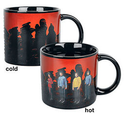 Transporter - Heat Change Mug