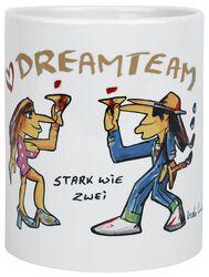 Dream-Team Tasse