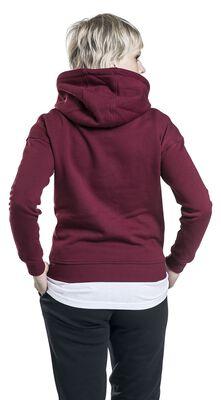 Ladies Organic Hoody