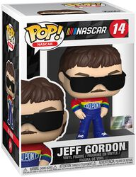 Jeff Gordon Vinylfiguur 14