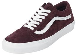 Old Skool Suede