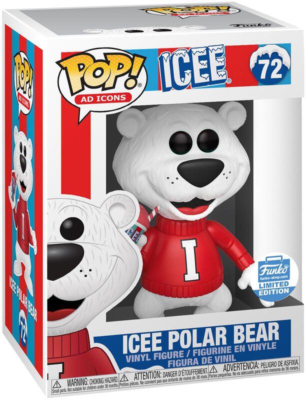 Ad Icons: Icee Polar Bear (Funko Shop Europe) Vinylfiguur 72