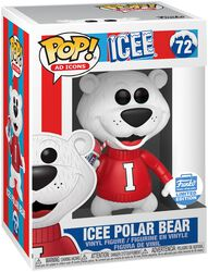 Ad Icons: Icee Polar Bear (Funko Shop Europe) Vinylfiguur 72