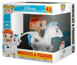 Hercules and Pegasus Pop Ride Vinylfiguur 43