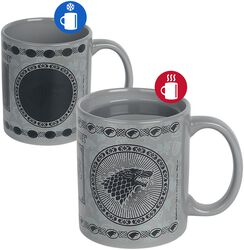 House Stark - Heat Change Mug