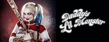 Harley Quinn - Daddy's Lil Monster