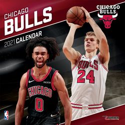 Chigago Bulls - Kalender 2021