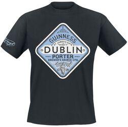 Dublin Porter Label