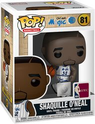 Orlando Magic - Shaquille O'Neal Vinylfiguur 81