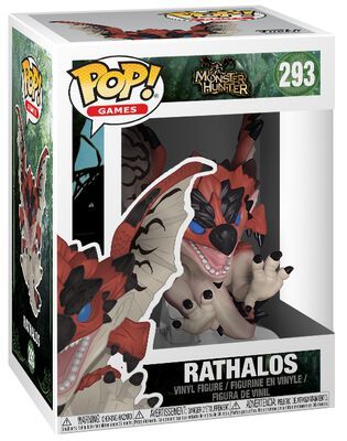 Rathalos Vinylfiguur 293