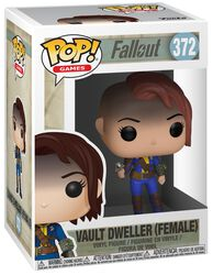 Vault Dweller (Female) Vinylfiguur 372