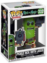 Pickle Rick (With Laser) Vinylfiguur 332
