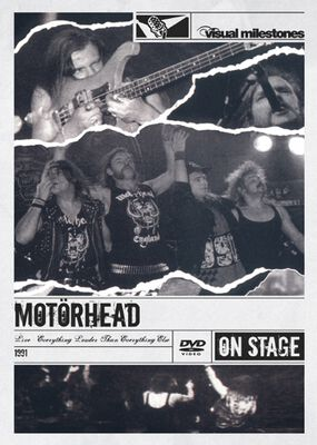 Motörhead live: Everything louder than everything