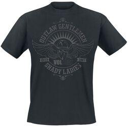 Outlaw Gentlemen & Shady Ladies - Logo