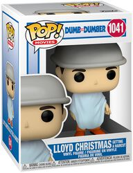 Lloyd Christmas Getting A Haircut Vinylfiguur 1041