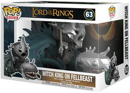 Witch King on Fellbeast (Pop Rides) Vinylfiguur 63