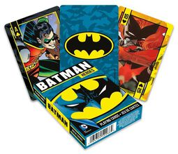 DC Heroes - Playing Cards