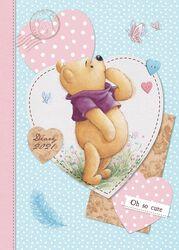 Winnie the Pooh 2021 A5 Agenda
