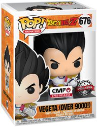 Z - Vegeta (Over 9000) Vinylfiguur 676