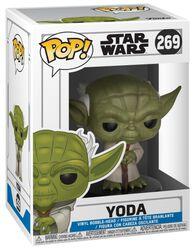 Clone Wars - Yoda Vinylfiguur 269