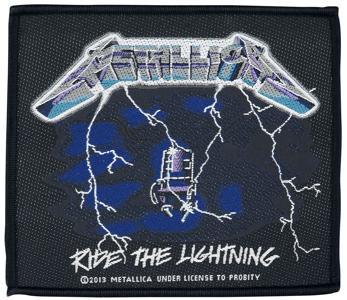 a7b5f2258 Ride The Lightning Metallica Sleeveless – Daily Motivational Quotes