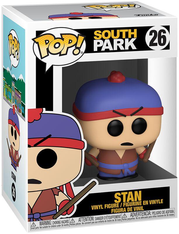 Stan Vinylfiguur 26