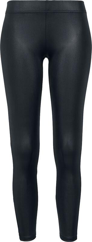 Ladies Leather Imitation Leggings