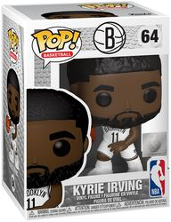 Brooklyn Nets - Kyrie Irving Vinylfiguur 64