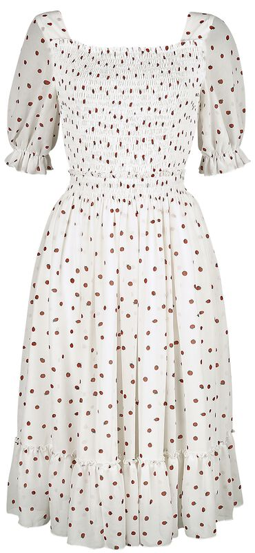 Zaria Flare Dress