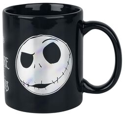 Jack Face - Mug With Foil Print