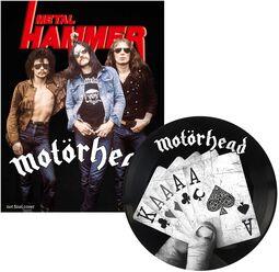 Metal Hammer - Motörhead Sammler-Ausgabe A1 - Pokerkarten (7 Inch Picture Disc)