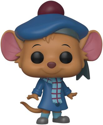 Basil the Great Mouse Detective Olivia Vinylfiguur 775