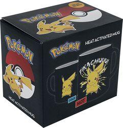 Pikachu - Heat Change Mug