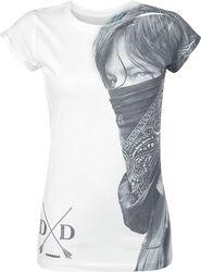 Daryl Dixon - Large Face Bandana