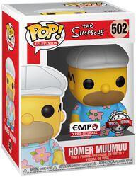 Homer Muummuu Vinylfiguur 502