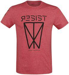 Resist Linear Logo