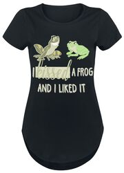 I Kissed A Frog And I Liked It
