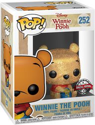 Winnie The Pooh (Diamond Collection) Vinylfiguur 252