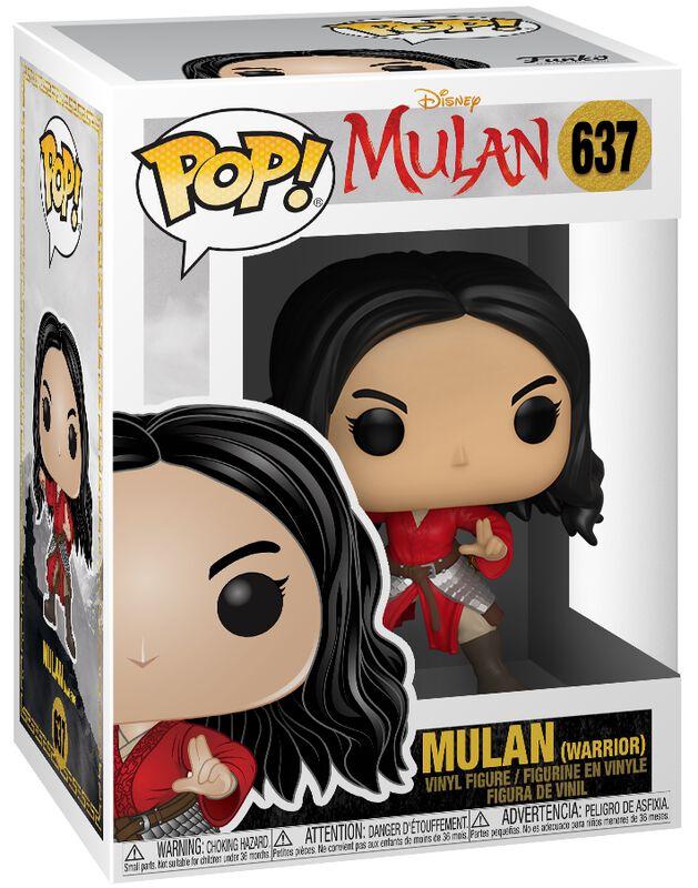 Mulan (Warrior) Vinylfiguur 637
