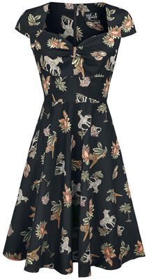Messina 50s Dress