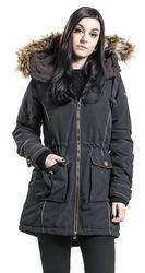 Fake Fur Winter Coat