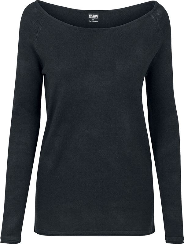 Ladies Raglan Long Sweater