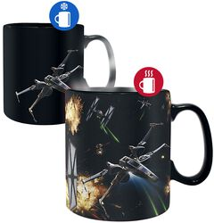 Space Battle - Heat Change Mug