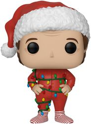 The Santa Clause Santa with Lights Vinylfiguur