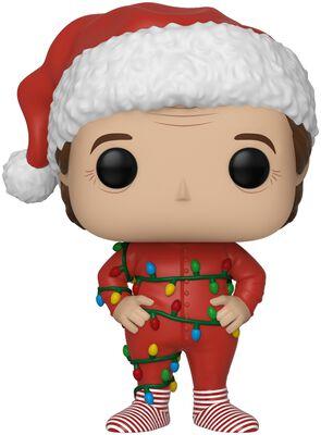 The Santa Clause Santa with Lights Vinylfiguur 611