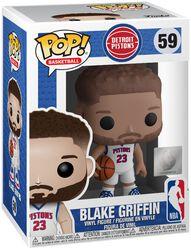 Detroit Pistons - Black Griffin Vinylfiguur 59